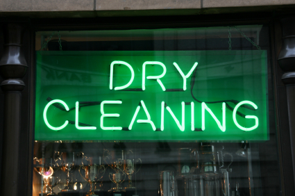 Dry Cleaning Silk