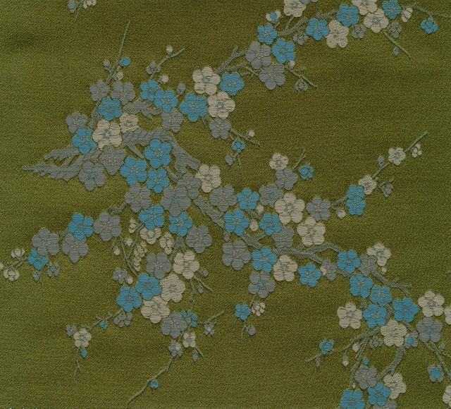 Silk Brocade Fabric 1080-004