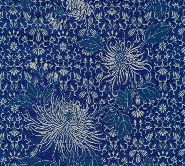 Brocade Silk Fabric 1086-009