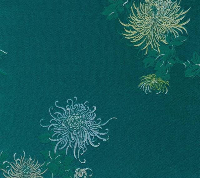 Silk Brocade Fabric 1085-134