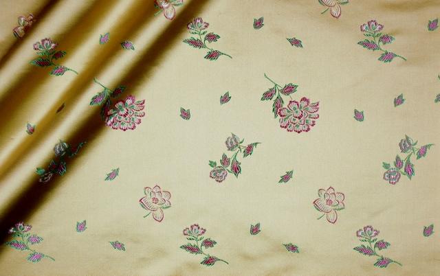 Silk Brocade 3296-002