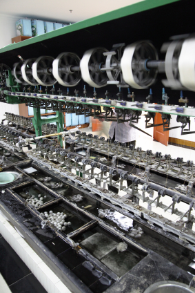 Silk Thread Spinning Machine